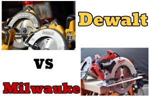 Milwaukee vs dewalt power tools