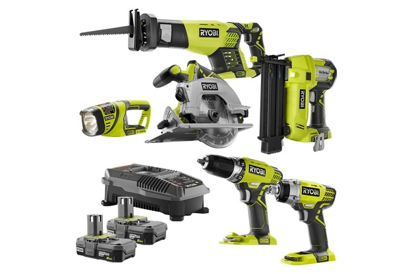 robyi power tool set